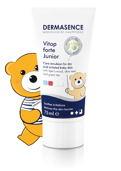 Product picture DERMASENCE Vitop forte Junior