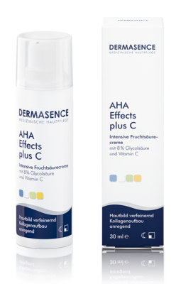 [Translate to Englisch:] Produktbild DERMASENCE AHA Effects plus C